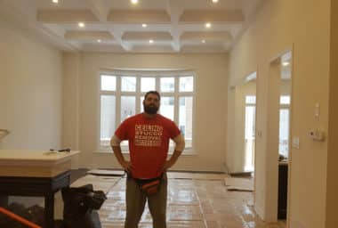 ceiling removal contractor