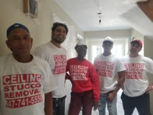 ceiling specialists team